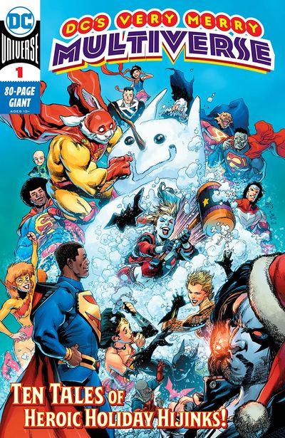 DC's Very Merry Multiverse #1 (2020)