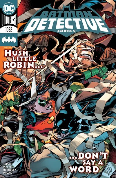 Detective Comics #1032 (2020)