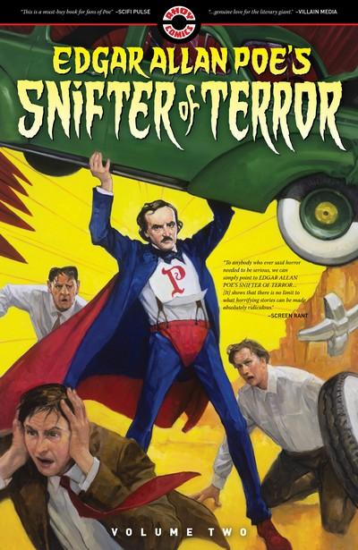 Edgar Allan Poe's Snifter of Terror Vol. 2 (TPB) (2020)