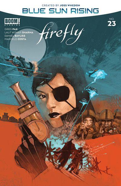 Firefly #23 (2020)