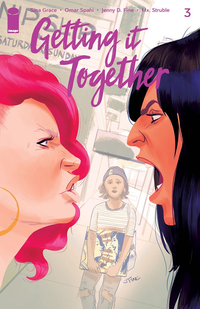 Getting It Together #3 (2020)