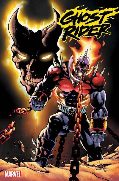 Ghost Rider – Return Of Vengeance #1 (2020)