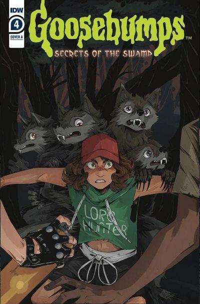 Goosebumps – Secrets of the Swamp #4 (2020)