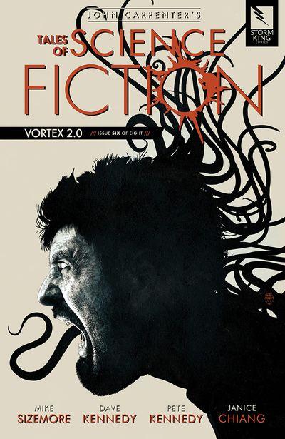 John Carpenter's Tales of Science Fiction – Vortex 2.0 #6 (2020)