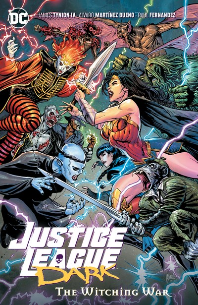 Justice League Dark Vol. 3 – The Witching War (TPB) (2020)