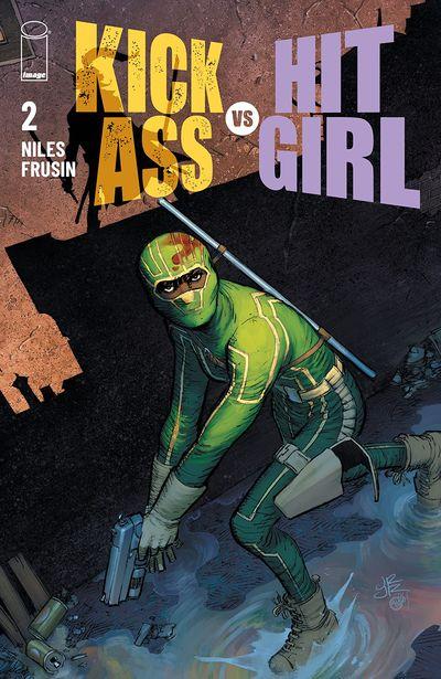 Kick-Ass Vs. Hit-Girl #2 (2020)