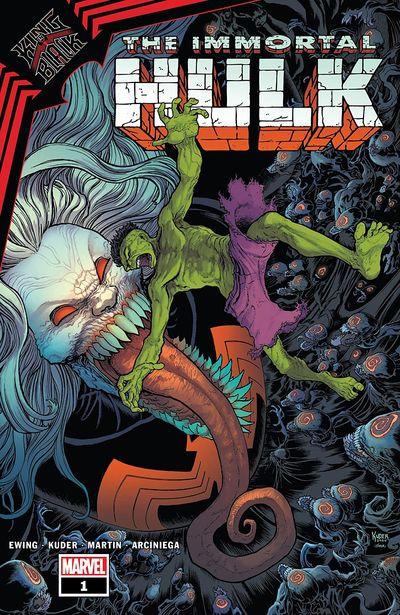 King In Black – Immortal Hulk #1 (2020)