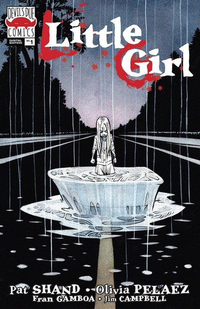 Little Girl #1 – 4 (2018)