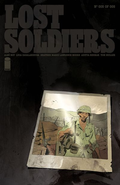 Lost Soldiers #5 (2020)
