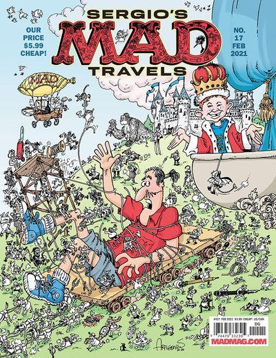 MAD Magazine #17 (2020)