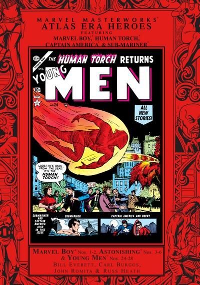 Marvel Masterworks – Atlas Era Heroes Vol. 1 – 3 (2007-2008)