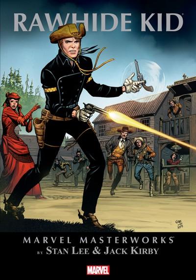 Marvel Masterworks – Rawhide Kid Vol. 1 – 2 (2007-2014)