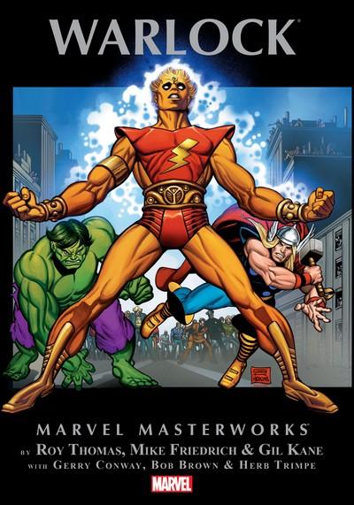 Marvel Masterworks – Warlock Vol. 1 (2014)