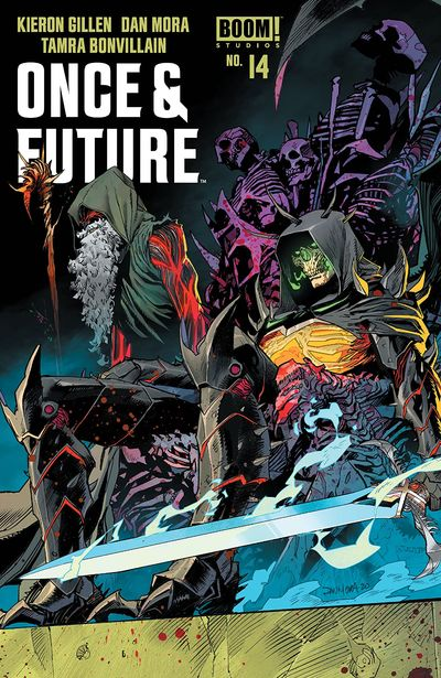 Once and Future #14 (2020)