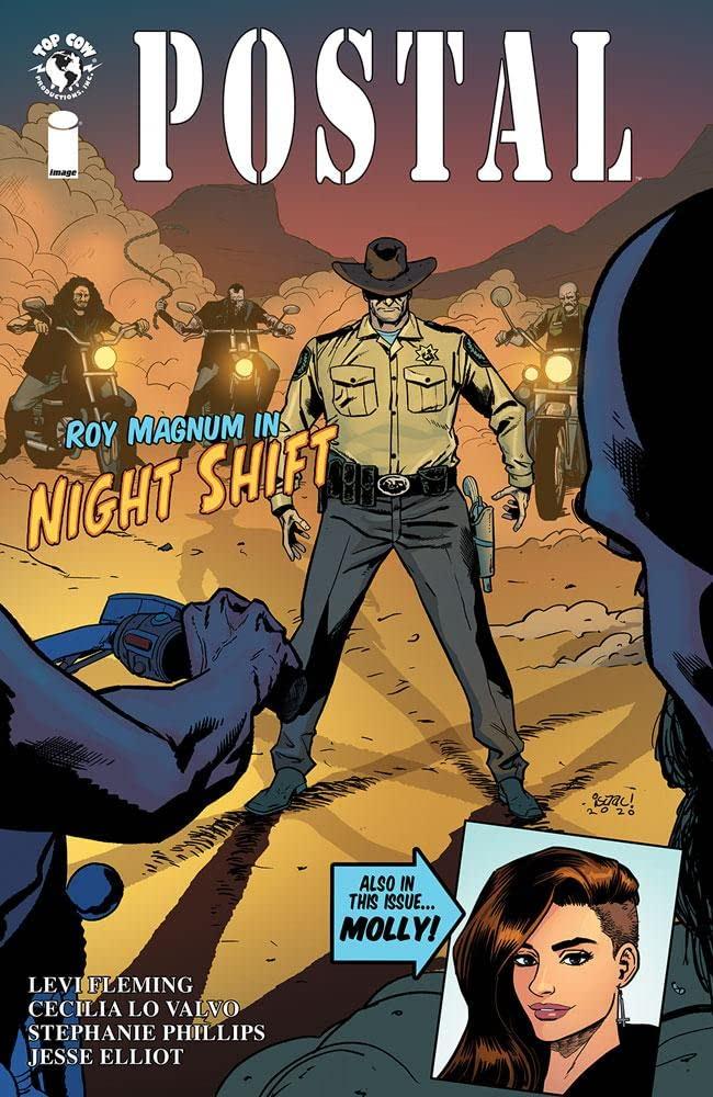 Postal – Night Shift #1 (2020) (One-Shot)