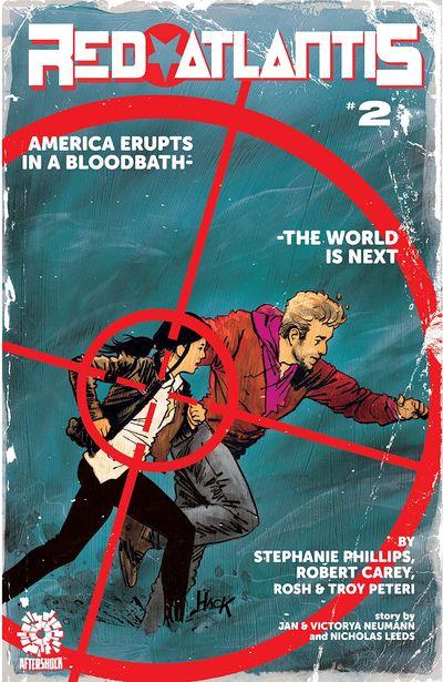 Red Atlantis #2 (2020)