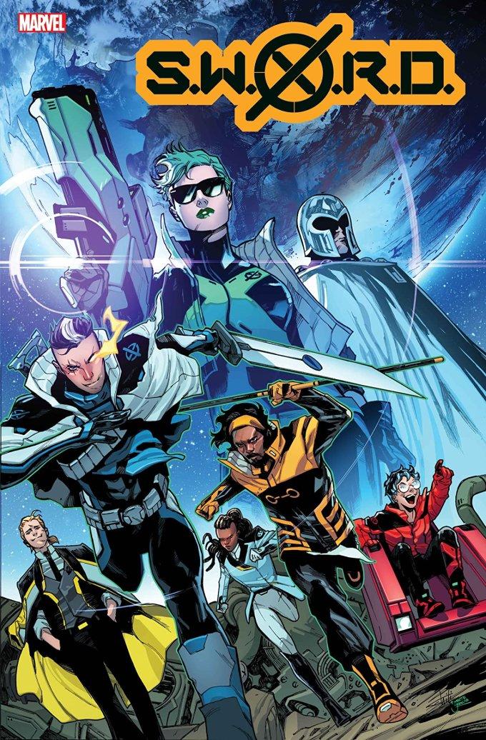 S.W.O.R.D. #1 (2020)