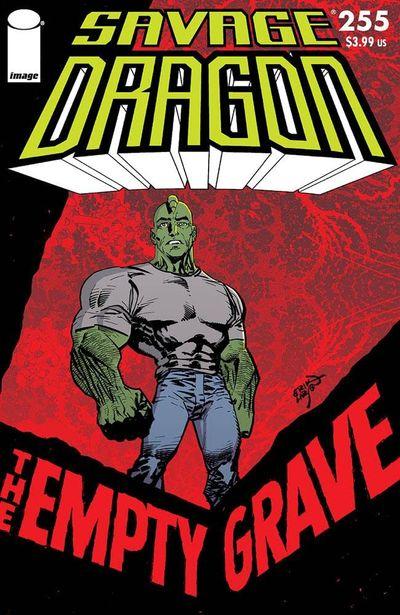 Savage Dragon #255 (2020)