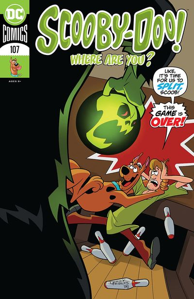 Scooby-Doo Where Are You #107 (2020)