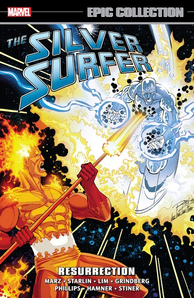 Silver Surfer Epic Collection Vol. 9 – Resurrection (2020)