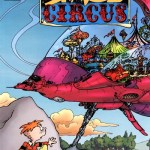 Space Circus #1 – 4 (2000)