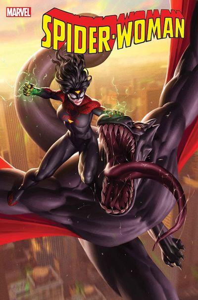 Spider-Woman #7 (2020)
