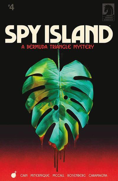 Spy Island #4 (2020)