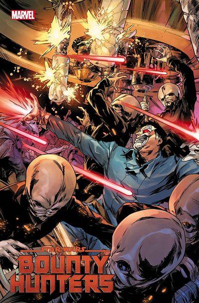 Star Wars – Bounty Hunters #8 (2020)