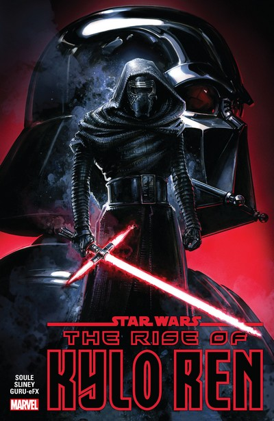 Star Wars – The Rise Of Kylo Ren (TPB) (2020)