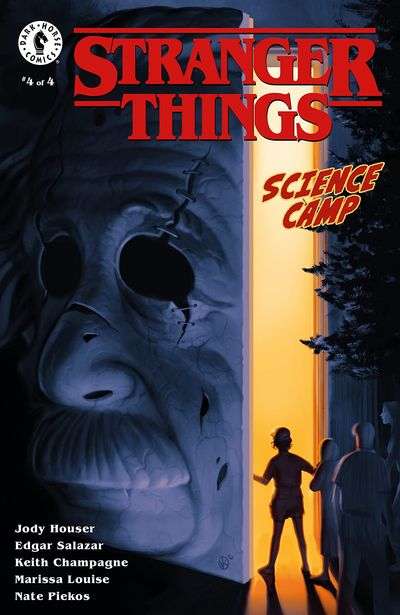 Stranger Things – Science Camp #4 (2020)