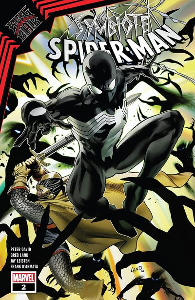 Symbiote Spider-Man – King In Black #2 (2020)