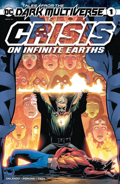Tales from the Dark Multiverse – Crisis on Infinite Earths #1 (2020)