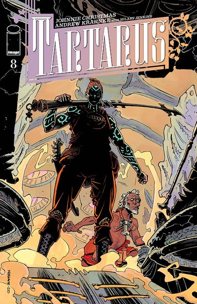 Tartarus #8 (2020)