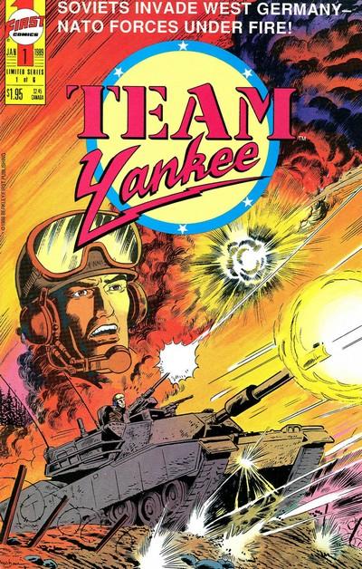 Team Yankee #1 – 6 (1989)