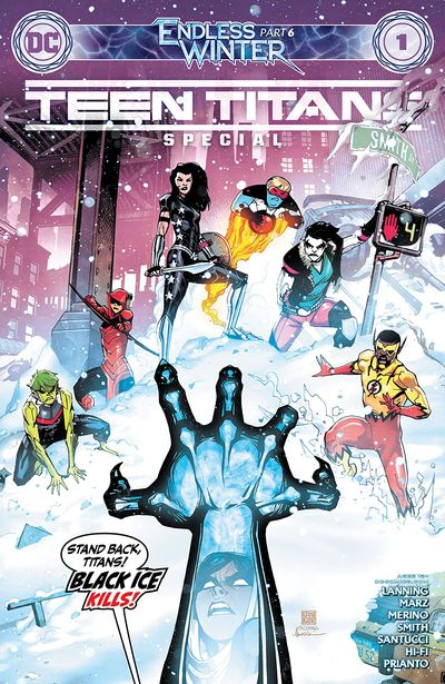 Teen Titans – Endless Winter Special #1 (2020)