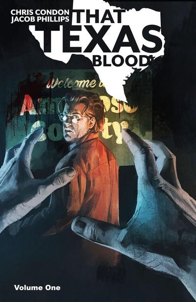 That Texas Blood (2020) (Fan Made TPB)