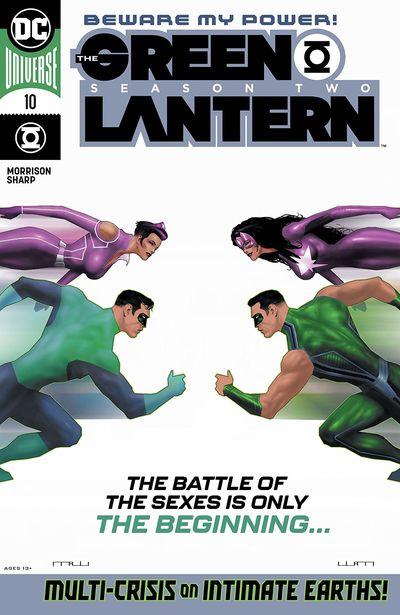 The Green Lantern Season Two #10 (2020)
