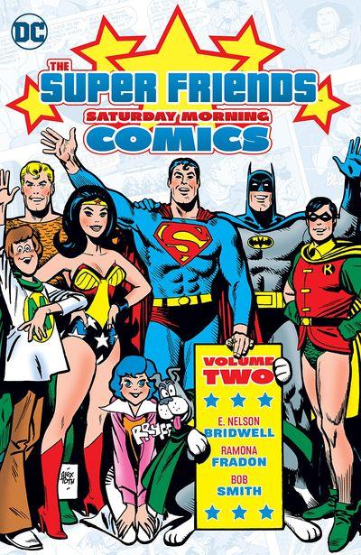 The Super Friends – Saturday Morning Comics Vol. 2 (2020)
