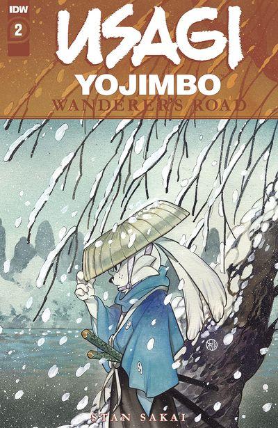 Usagi Yojimbo – Wanderer's Road #2 (2020)