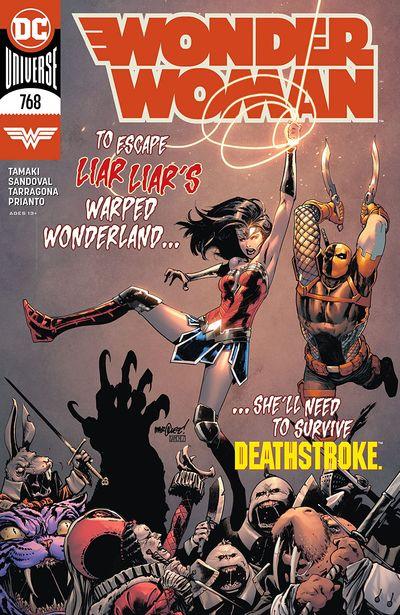 Wonder Woman #768 (2020)