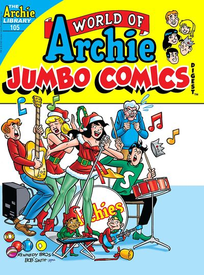 World of Archie Double Digest #105 (2020)