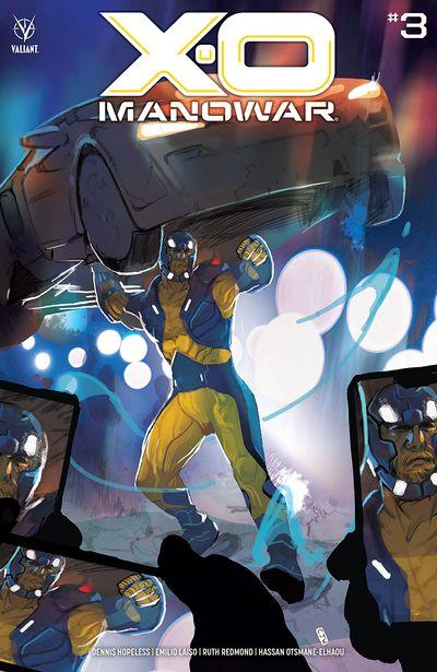X-O Manowar #3 (2020)