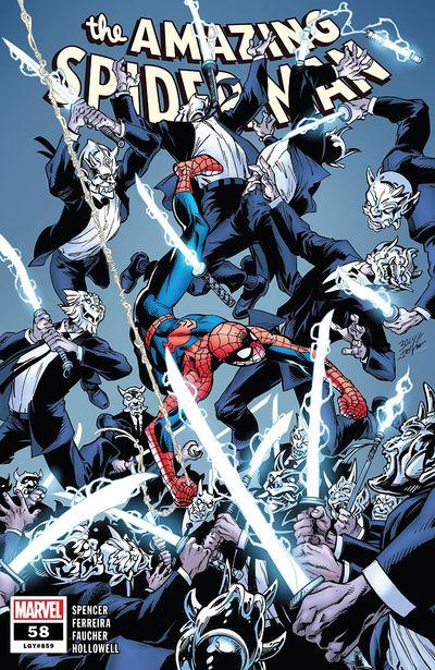 Amazing Spider-Man #58 (2021)
