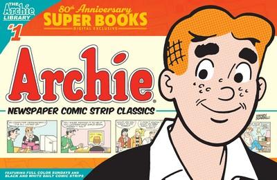 Archie Comics 80th Anniversary Presents #23 – Archie Newspaper Classics (2020)