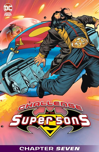 Challenge of the Super Sons #7 (2021)
