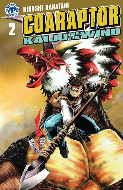 Coaraptor #2 – Kaiju of the Wind (2021)