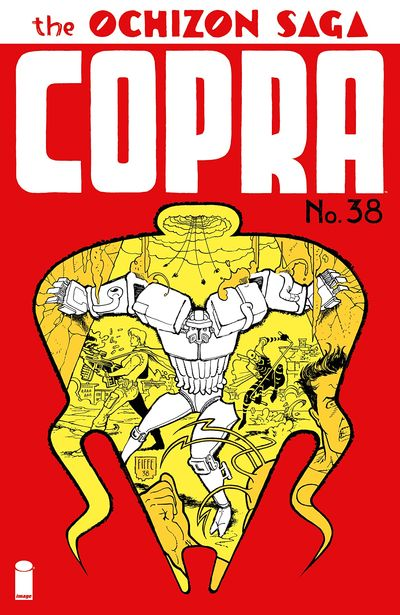 Copra #38 (2021)