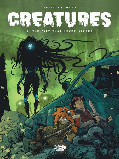 Creatures #1 – The City That Never Sleeps (2021)