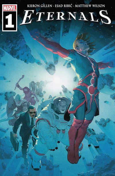 Eternals #1 (2021)