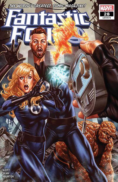 Fantastic Four #28 (2021)